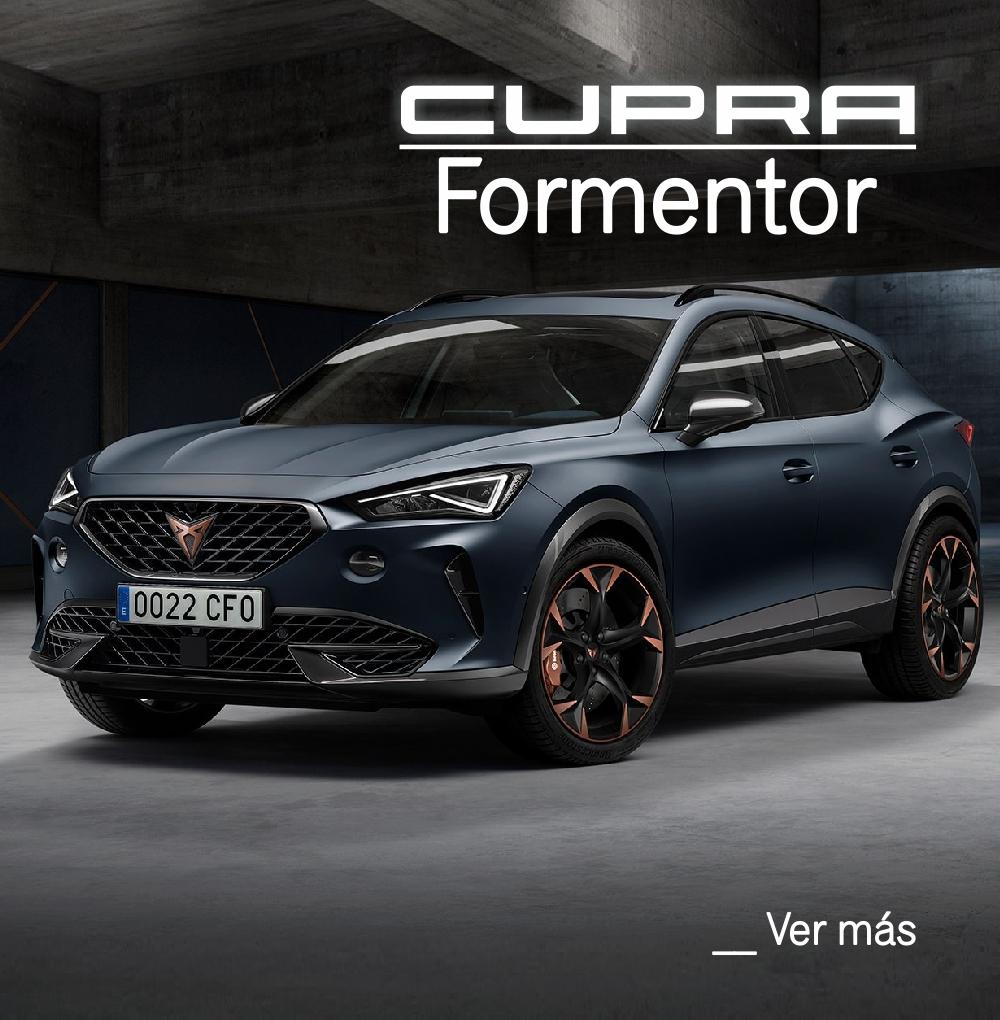 Modelos Cupra Asturias