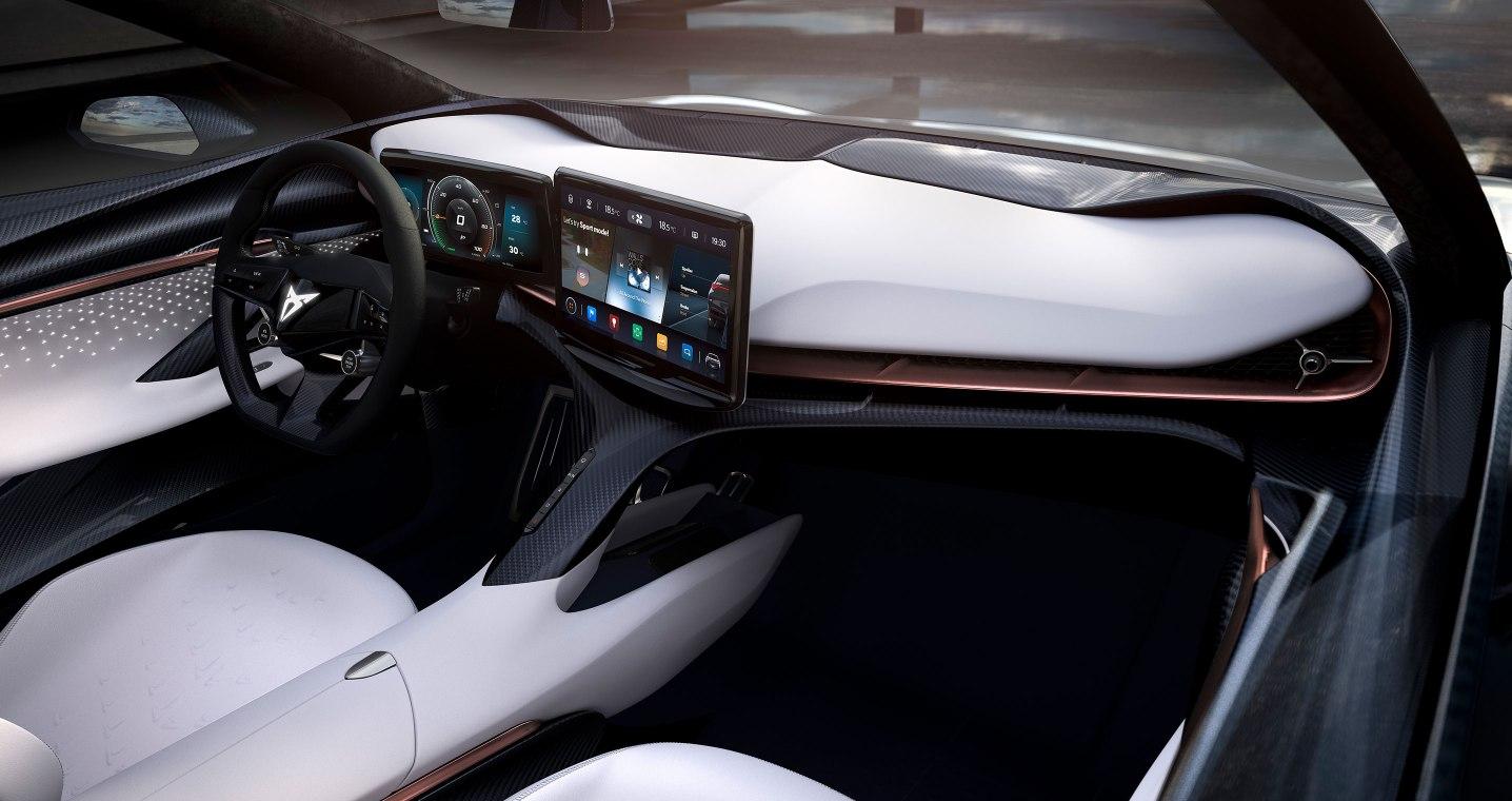 Interior Concept Car